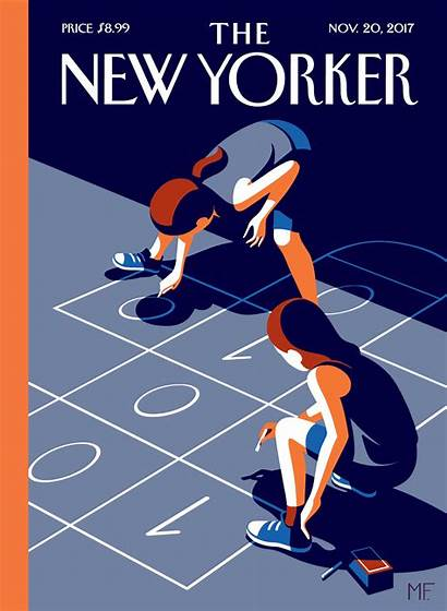 Yorker Illustration Malika Favre Mag Tiphaine Actualites