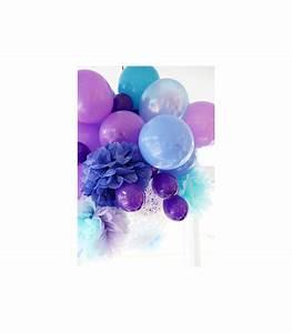 Papier De Soie Action : pompon deco salle papier de soie violet couleur violet diam tre 15 cm ~ Melissatoandfro.com Idées de Décoration