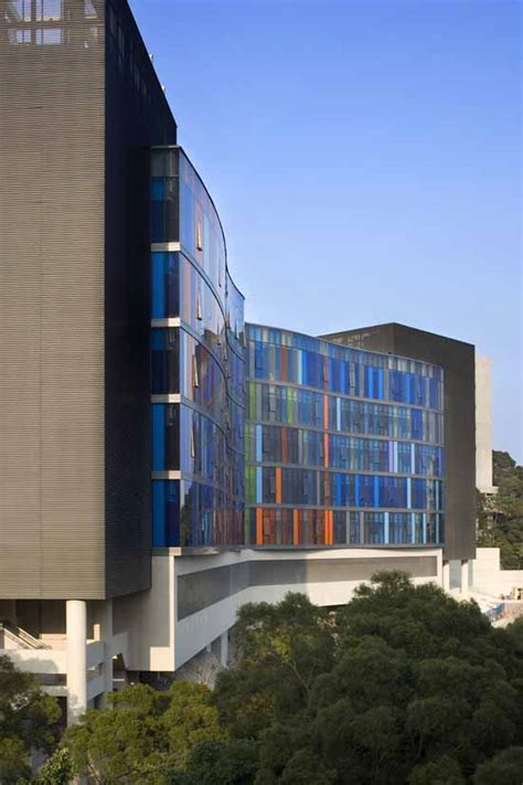 chinese university  hong kong centralised science laboratories buildings  architect