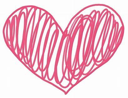 Doodle Heart Clipart Advertisement Children