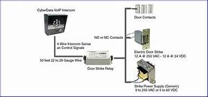 35 Electric Door Strike Wiring Diagram