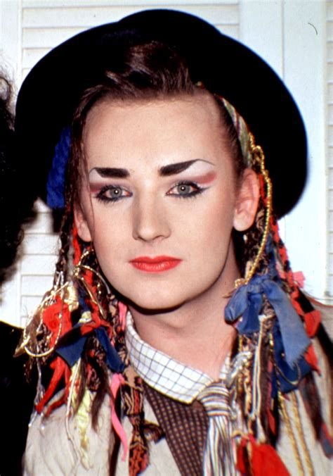 Boy George Images Boy George And Madonna The About Madonna