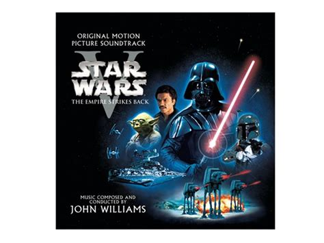 Episode V:The Empire Strikes Back OST [CD]