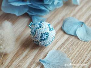 Boule De Grossesse : bola de grossesse tissage boule en perles miyuki petit ~ Melissatoandfro.com Idées de Décoration
