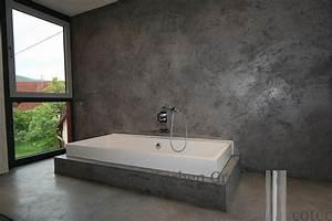 Badezimmergestaltung Ohne Fliesen : badezimmer verputzt design ~ Sanjose-hotels-ca.com Haus und Dekorationen