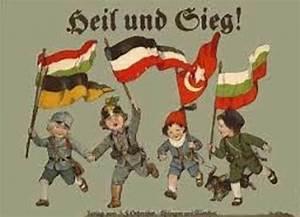 Eje Cronol U00f3gico De La I Guerra Mundial Timeline
