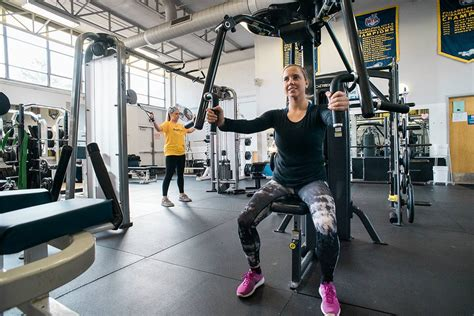 fitness center student life