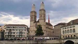 Grossmünster, Zürich, SWITZERLAND - YouTube