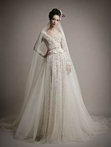 modern wedding dresses 2018 with long sleeves for brides With modern long sleeve wedding dresses