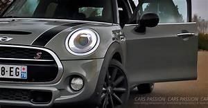 Mini Cooper 3 Porte : essai mini cooper sd 15 jours et 5 portes blog auto cars passion ~ Gottalentnigeria.com Avis de Voitures