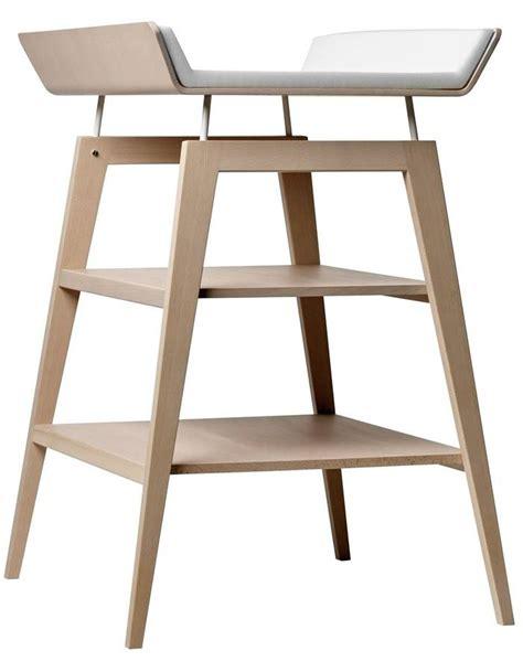 table a langer linea en h 234 tre naturel avec matelas leander dr 246 m design