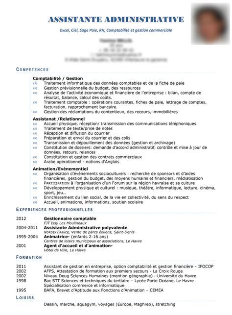 Exemple Mise En Forme Cv by Sp 233 Cial Cv Comment Bien Mettre En Forme Votre Cv