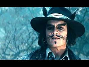 Into The Woods TRAILER #2 (2014) Johnny Depp Musical Movie ...