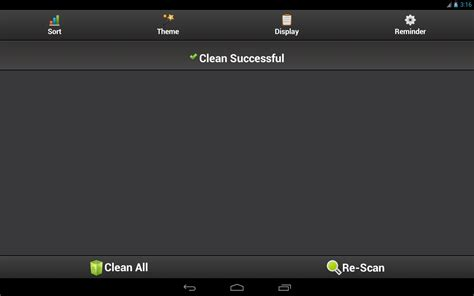 clear system cache android clean cache optimize android apps on play