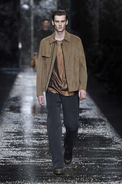 FENDI SPRING SUMMER 2016 MEN'S COLLECTION | The Skinny Beep