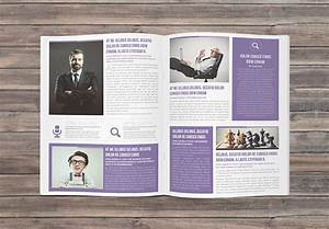 free newsletter templates email templates the grid system With indesign newsletter template free download