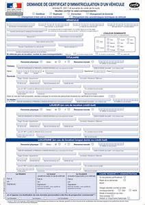 Papier De Vente D Un Véhicule : demande d 39 immatriculation d 39 un v hicule cerfa n 13750 05 immatriculation r glementation des ~ Gottalentnigeria.com Avis de Voitures