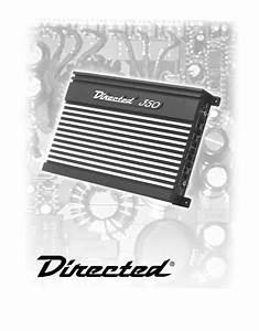 Model 350 Power Amplifier Manuals
