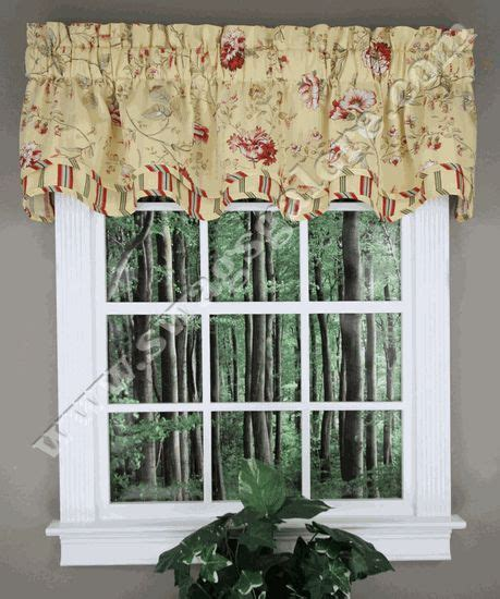 country kitchen curtains cheap 32 best country style valances images on 6035