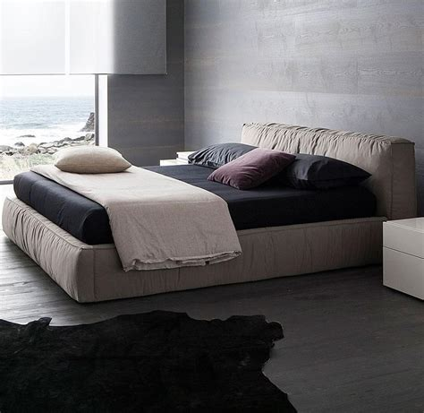 Soft Beds by Twist Soft Grey Bed Beds
