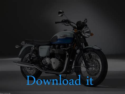 Triumph Motorcycle Wallpaper (80+ Images