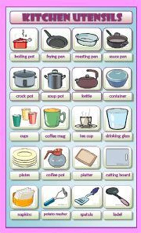 17 best images about kitchen utensil lesson plan child