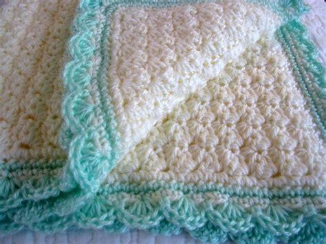 crochet baby blanket pattern modern grace design baby blanket free pattern