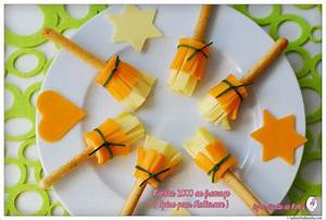 Recette Halloween Salé : nimbus 2000 au fromage apero halloween recette ptitchef ~ Melissatoandfro.com Idées de Décoration