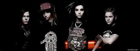 Music Tokio Hotel Band Photo Facebook Cover