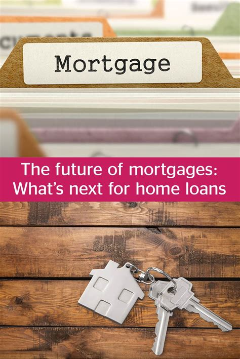 The Future of Mortgages | Mortgage, Home loans, Future