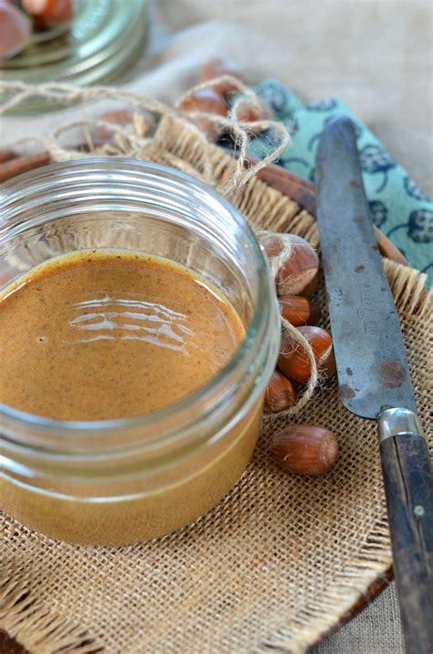 puree de noisette maison pur 233 e de noisette maison recette facile tangerine zest