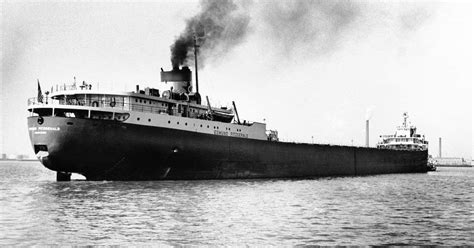 Sinking Of The Edmund Fitzgerald by The Sinking Of The Edmund Fitzgerald 41 Years Later