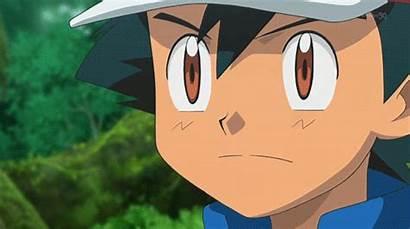 Ash Pokemon Satoshi Xy Anime Giphy Sayonara