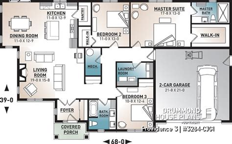 house plan bedrooms bathrooms garage cjg drummond house plans