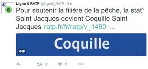 si鑒e social ratp la ratp rebaptise les stations du métro parisien pour le 1er avril