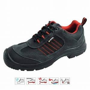 Acheter Chaussures De Sécurité : chaussure s curit basse sport kavlar s1p vito ~ Melissatoandfro.com Idées de Décoration
