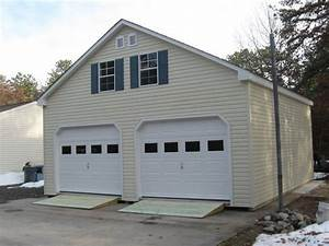 double wide double deep garage with loft google search With amish garage with loft
