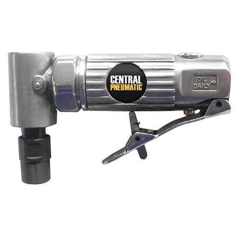 front exhaust air angle die grinder