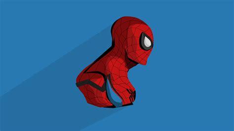 wallpaper spider man marvel comics minimal  creative