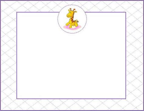 baby shower invitation template  invitations