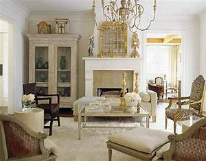 French Country Living Room Custom Modern French Living ...