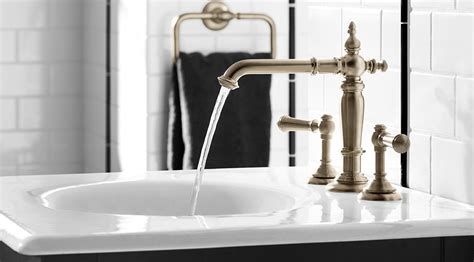 delta touchless kitchen faucet decorative sink faucets artifacts by kohler on display in