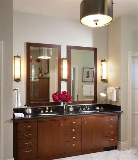 bathroom vanity lighting ideas  brighten   mornings