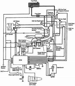 2000 toyota tundra fuel pump wiring diagram wiring source With 1999 toyota 4runner trailer wiring harness