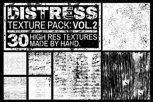 Distress Texture Pack: Vol 2 ~ Textures on Creative Market