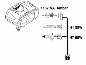 07118 Headlight Harness