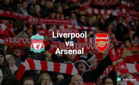Liverpool vs Arsenal – Match preview, team news ...