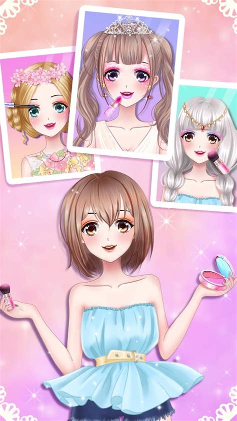 Anime Dressup Anime Dress Up Android Apps On Play