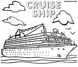 Ship Coloring Pages Printable Drawing Ships Titanic Britannic Cruise Shipwreck Sheet Sheets Unique Template Getcolorings Disney Books Sketch Getdrawings sketch template