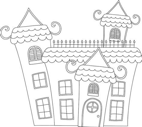 dessin maison a imprimer coloriage 224 imprimer une maison hant 233 e dory fr coloriages